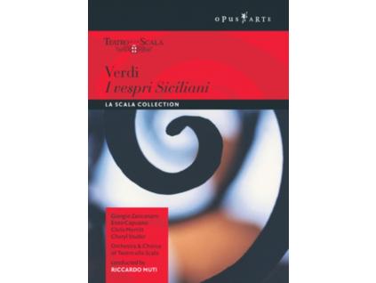 STUDERMERRITTMUTI - Verdi I Vespri Siciliani (DVD)