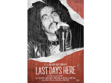 PENTAGRAM - Last Days Here (DVD)