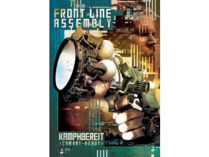 FRONT LINE ASSEMBLY - Kampfbereit (DVD)