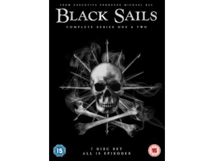 Black Sails  Season 1  2 (DVD Box Set)