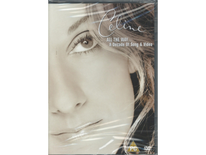 CELINE DION - All The Way... A Decade Of Song & Video (DVD)