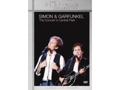SIMON & GARFUNKEL - Concert In Central Park. The (DVD)