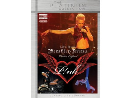 PINK - Live From Wembley Arena (DVD)