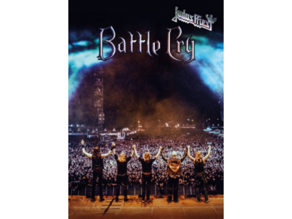 JUDAS PRIEST - Battle Cry (DVD)