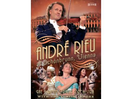 ANDRE RIEU - At Schonbrunn Vienna (DVD)