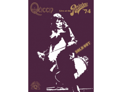 QUEEN - Live At The Rainbow 74 (DVD)