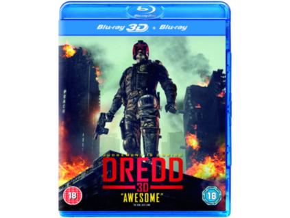 Dredd 3D (Blu-ray 3D)