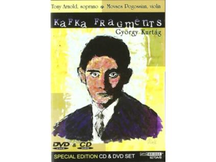 ARNOLDPOGOSSIAN - Kurtagkafka Fragments (DVD)