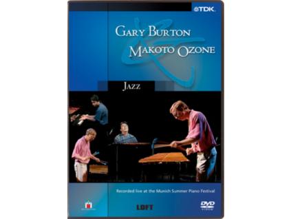 GARY BURTON & MAKOTO OZONE - Gary Burton & Makoto Ozone (DVD)