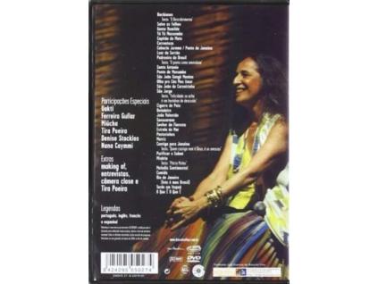 MARIA BETHANIA - Brasilheirinho (DVD)