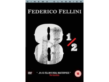 Federico Fellini 8 1/2 (Digitally Remastered) (DVD)