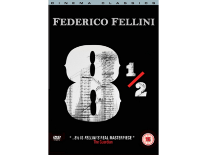 Federico Fellini 8 1/2 (Digitally Remastered) (DVD)