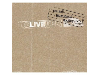 BLUES BAND - Official Bootleg DVD (DVD)