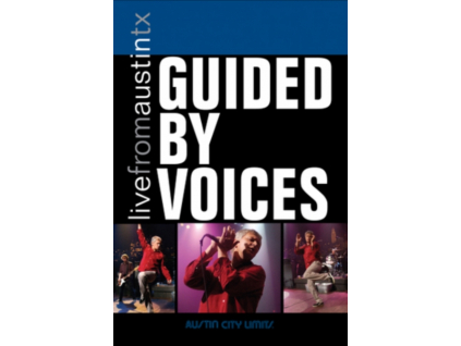 GUIDED BY VOICES - Live From Austin Tx (DVD)