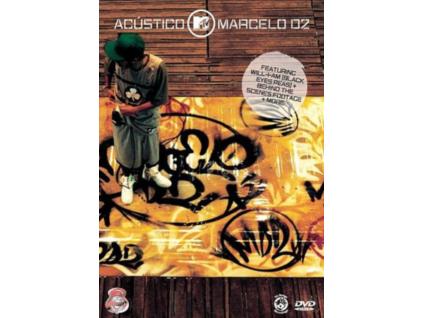 MARCELO D2 - Acustico Mtv (DVD)