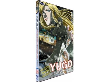 Yugo The Negotiator Volume 3  Russia 1  Legacy (DVD)