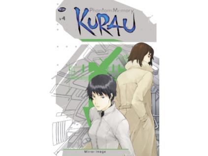Kurau  Phantom Memory Volume 4 (DVD)