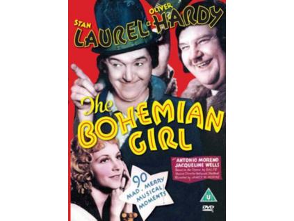 Laurel  Hardy  Bohemin Girl (DVD)