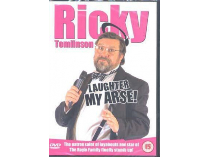 Ricky Tomlinson - Live Laughter / My Arse! (DVD)