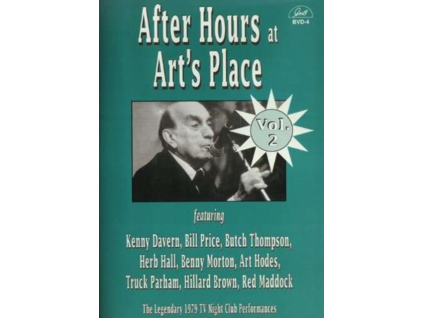 ART HODES - After Hours At Arts Place Vol 2 (DVD)