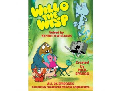 Willo The Wisp (DVD)