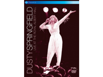 DUSTY SPRINGFIELD - Live At The Royal Albert Hall (DVD)