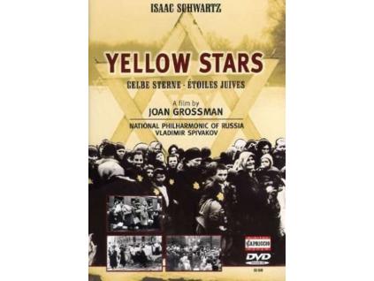 NAT PHIL RUSSIASPIVAKOV - Schwartzyellow Stars (DVD)