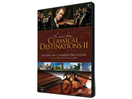 AUSTRALIAN CO - Classical Destinations 2 (DVD)