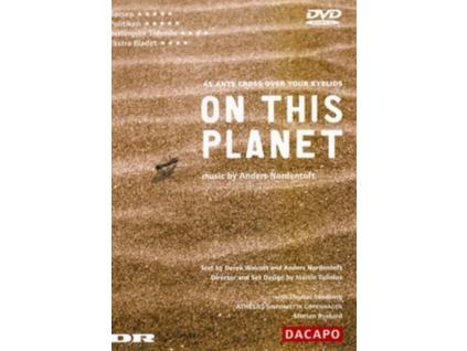 SANDBERGATHELAS SINF - Nordentofton This Planet (DVD)