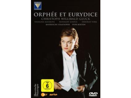 BAVARIAN STATE OR - Gluckorphee Et Eurydice (DVD)