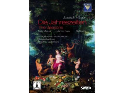JOSEPH HAYDN - Guttenbergklangverwaltung (DVD)