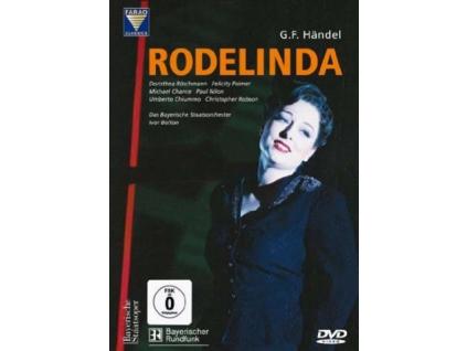 ROSCHMANNPALMERCHANCENILON - Handelrodelinda (DVD)