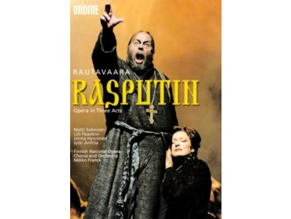 RAUTAVAARA - Salminenfinnish Noc (DVD)