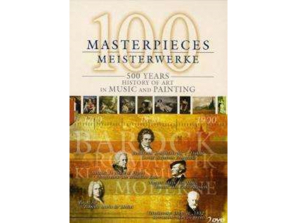 VARIOUS ARTISTS - 100 Masterpieces (DVD)