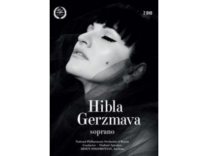 HIBLA GERZMAVA - Hibla Gerzmava (DVD)