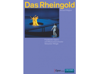 FRANKFURTER OPERNHAUS OR - Wagnerdas Rhinegold (DVD)