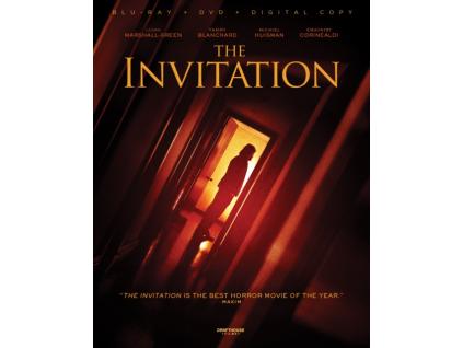 Invitation [Blu-Ray/Dvd] (Blu-ray)