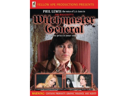 Witchmaster General (DVD)