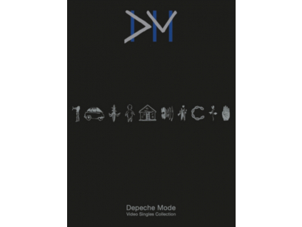 DEPECHE MODE - Video Singles Collection (DVD)