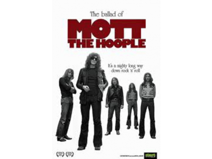MOTT THE HOOPLE - The Ballad Of (DVD)