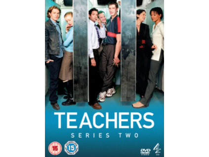 Teachers Series 2 Box Set (DVD)
