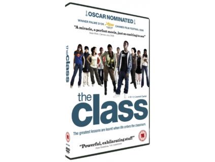Class Laurent Cantet (DVD)