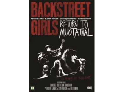 BACKSTREET GIRLS - Return To Muotathal (DVD)