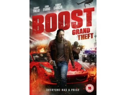 Boost  Grand Theft (DVD)