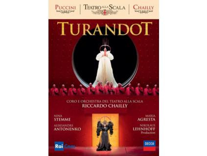 VARIOUS ARTISTS - Puccini: Turandot (Blu-ray)