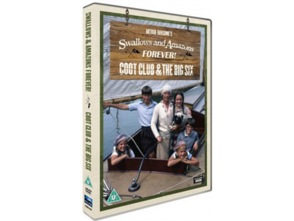 Swallows  Amazons Forever Se (DVD)