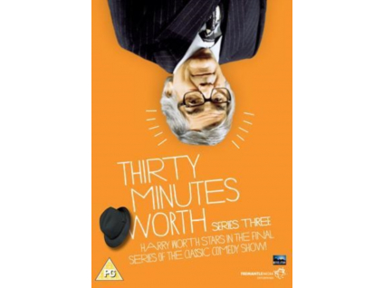 Thirty Minutes Worth Series 3 (DVD)