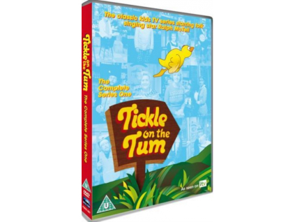 Tickle On The Tum Series 1 (DVD)