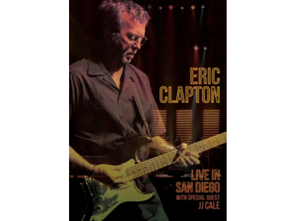 ERIC CLAPTON - Live In San Diego With Special Guest Jj Cale (Blu-ray)