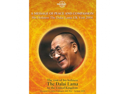 Message Of Peace & Compassion (DVD)